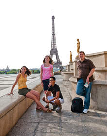 Student Educational Travel Abroad, CHA Educational Tours