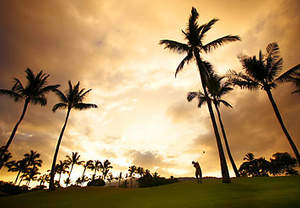 Maui golf vacation