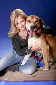 Poker Professional Jennifer Harman is a staunch Nevada SPCA supporter.