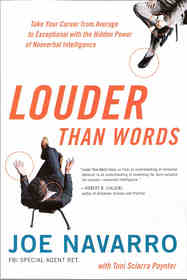 Louder Than Words is available on Amazon.com