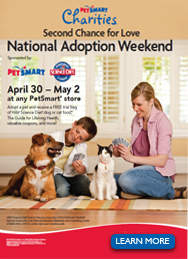 PetSmart Charities Adoption Event