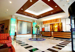 Cerritos hotel