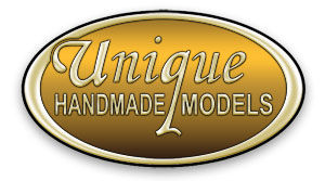 Unique Handmade Models