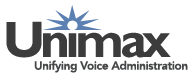 Unimax, PBX Software, Voice Mail Software, Voicemail Software, Telecom Administration Software
