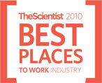 Best Places to Work in Industry 2010