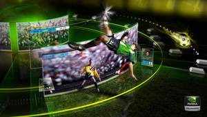 NVIDIA Quadro Digital Video Pipeline - Complete Solution Enables Live Action 3D Acquisition, Graphics Compositing in 3D, and Real-time Encoding