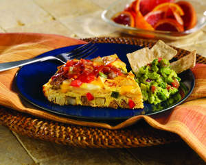 South of the Border Frittata