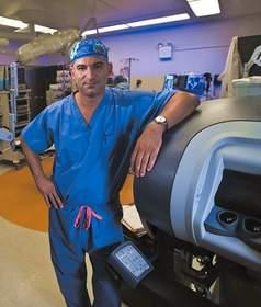 prostate cancer treatment - www.RoboticOncology.com