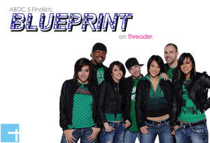 Threader Urban Clothing Partners With Americas Best Dance Crew - Abdc blueprint cru