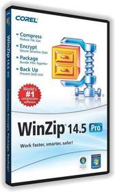 WinZip(R) 14.5, a new update to its industry-leading file compression software.