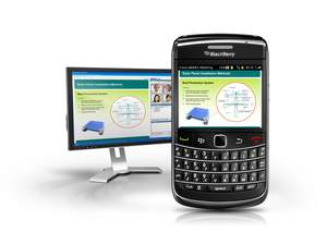Cisco WebEx Meeting Center on BlackBerry
