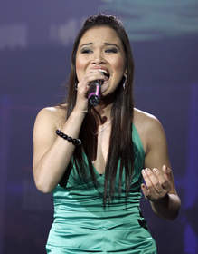 Voice of McDonald's Finalist Chenee Capuyan