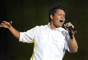 Voice of McDonald's Finalist Jesus Molinares
