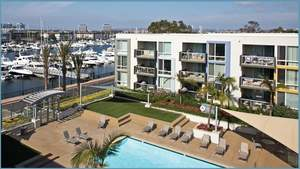 Marina Harbor Apartments in Marina del Rey
