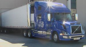 Testing Truck