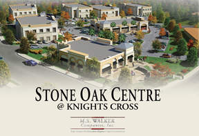 Stone Oak Centre @ Knights Cross Commercial Real Estate