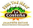 La Costeña Feel the Heat Jalapeño Eating Championship Challenge