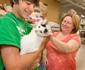 City of Fort Worth/PetSmart Charities Adoption Center