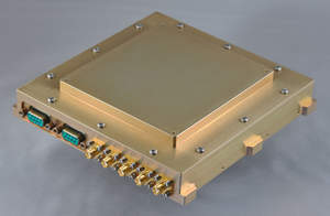 Jackson Labs Tech. DROR - Disciplined Rubidium Oscillator Replacement Frequency and Timing reference