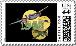 Capcom 1942 postage