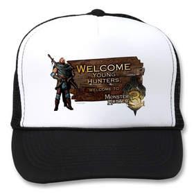 Capcom Monster Hunter Tri Hat