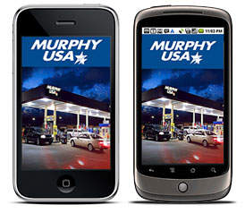 Murphy USA Cheap Gas Finder app for iPhone and Android devices is now available.