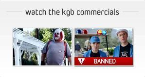 kgb, text answer service, kgbkgb, 542542, kgb commercials, NBA Playoffs questions, kgb answers