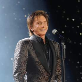 Barry Manilow at Paris Las Vegas