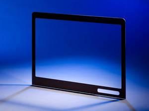 JDSU frameless display panel