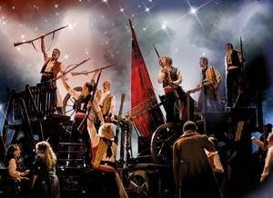 Les Miserables in Birmingham