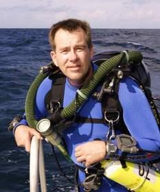 Scuba Diving Legend John Chatterton Joins Ocean Athlete