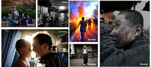 Winners from the 67th Pictures of the Year International Contest.