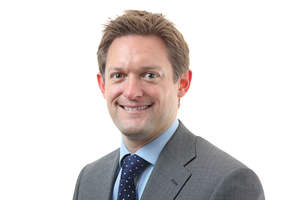 Adam Jones, Senior Vice President Business Development Europe