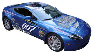 TASER Foundation, families of fallen officers, Bullrun Rally, Aston Martin 007, Drive to Remember