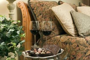 Chocolate Fantasy Getaway Package at Stone Hill Inn