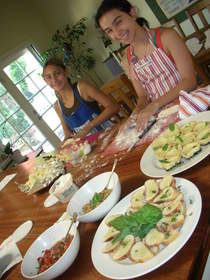 kitchen kid, kids cooking, kids cooking camp los angeles, cooking classes for kids