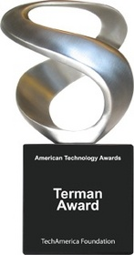 GMinutes, created by Moobila, received the American Technology¿s Terman Award for best Cloud Computing/Software as a Service product by the TechAmerica Foundation