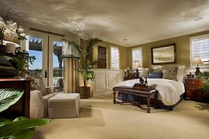 Mahogany Plan 2 Master Bedroom