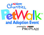 PetSmart Charities PetWalk Logo