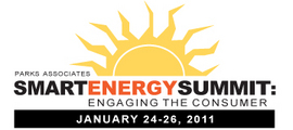 SMART Energy Summit: Engaging the Consumer | JAN 24-26 2011 | www.smartenergysummit2011.com