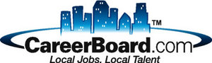 CareerBoard Logo Local Jobs Local Talent