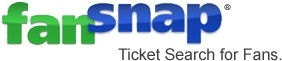 FanSnap compare sports concert tickets events search engine MLB Super Bowl tickets NBA NCAA wicked