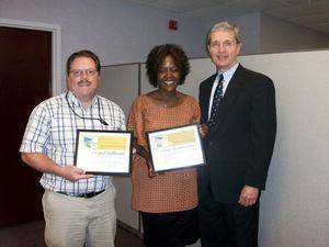 Msambichaka and Sullivan Receive Minnesota Family Involvement Council Scholarships at TopLine Federal Credit Union
