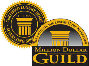 Certified Luxury Home Marketing Specialist designation from the Institute for Luxury Home Marketing