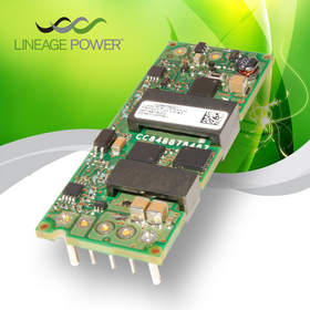 The first converter module in the Stingray family, the ESTW015A0F.