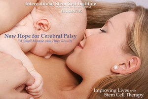 cerebral palsy, stem cell