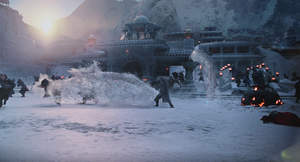 Photo credit: Industrial Light & Magic. 