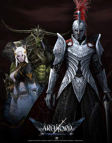 MMORPG Archlord Episode 5: The Grand Cross will add a new battle system called The Battle Ground