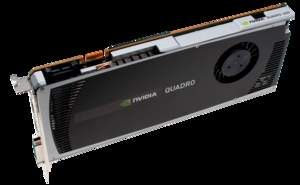 New NVIDIA Quadro 4000 professional graphics solution(2)