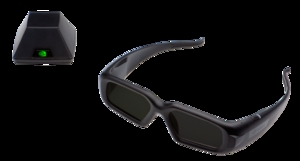 New NVIDIA 3D Vision Pro-glasses and emitter